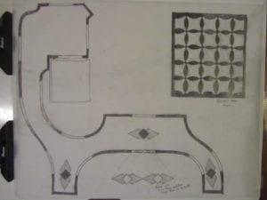Concrete Mystique Engraving draw 1