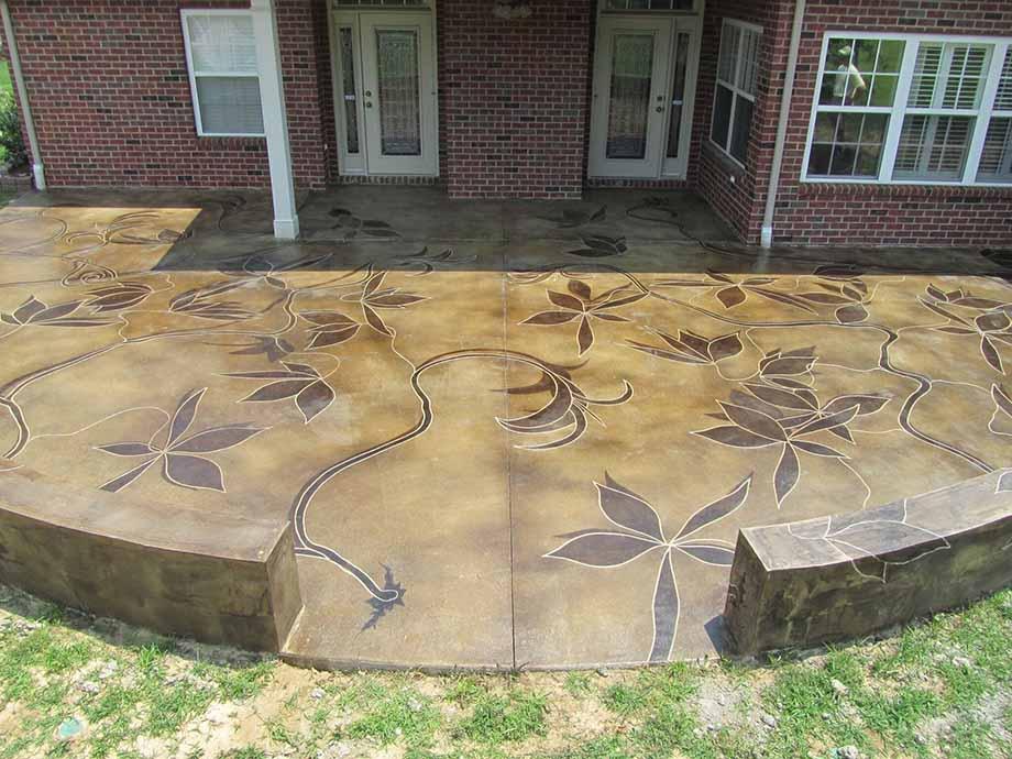 Best Decorative Concrete Contractors Near Me