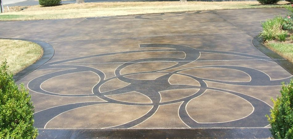 concrete driveways tennessee