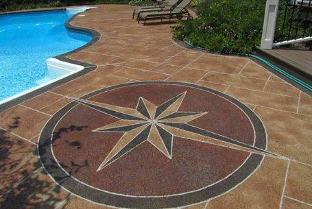 Concrete Pool Deck Nashville, TN
